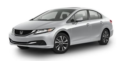 Honda Civic Sedan 4dr Car - 2015