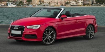Audi A3 Convertible - 2016