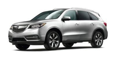 Acura MDX Sport Utility - 2014