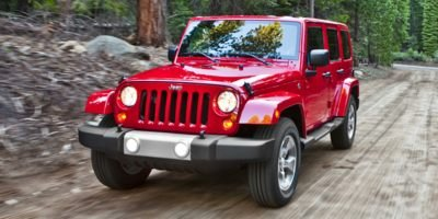Jeep Wrangler Unlimited Convertible - 2016