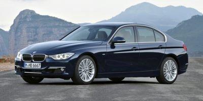 BMW 3 Series 4dr Car - 2014