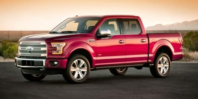 Ford F-150 Crew Cab Pickup - 2017