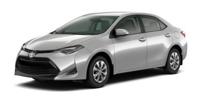 Toyota Corolla 4dr Car - 2017