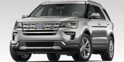 Ford Explorer Sport Utility - 2018