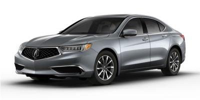 Acura TLX 4dr Car - 2018