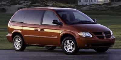 Dodge Caravan Mini-van, Passenger - 2004