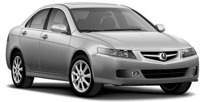 Acura TSX 4dr Car - 2006