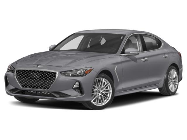 2021 Genesis G70 4dr Car