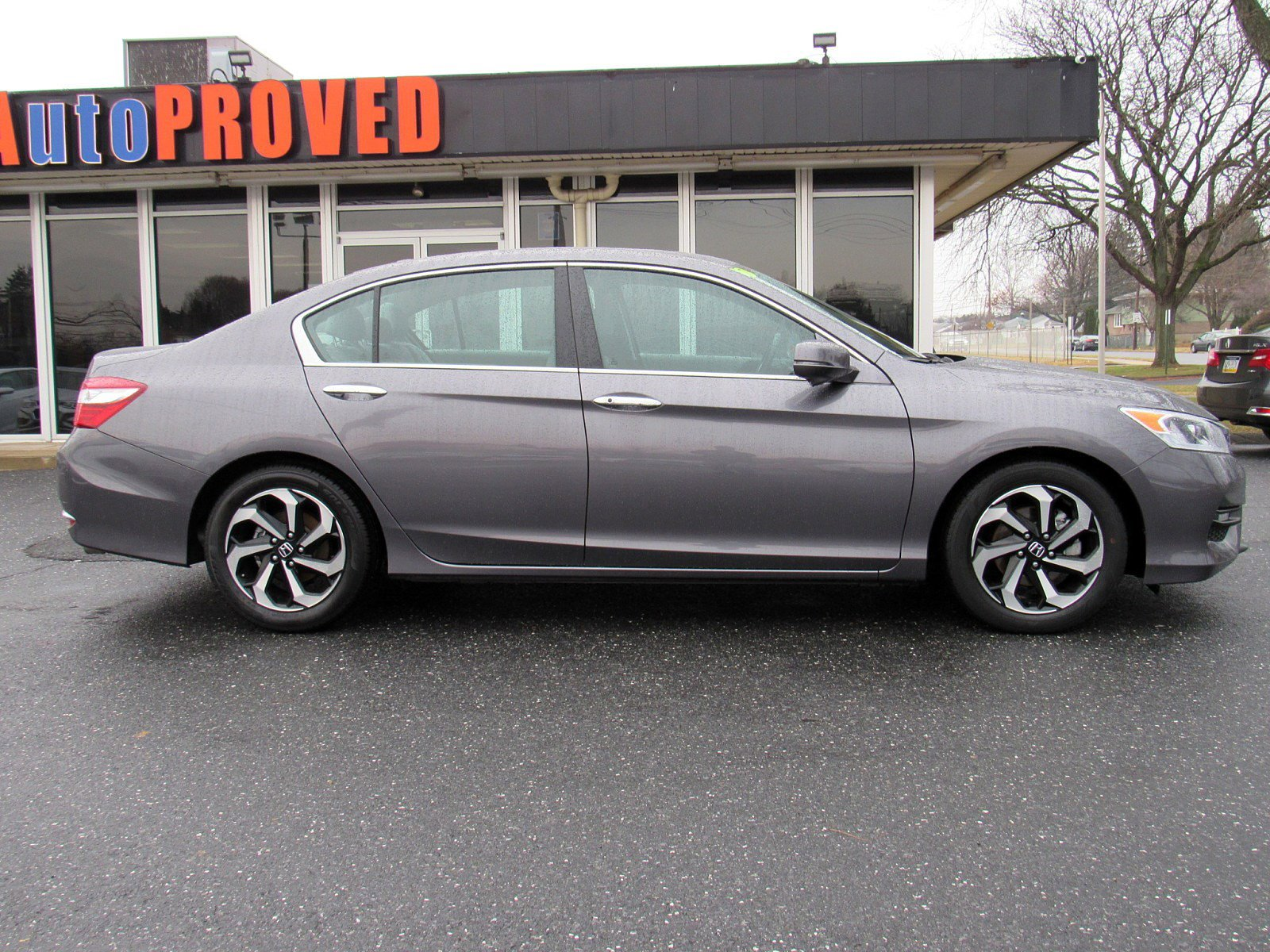2017 Honda Accord Sedan 4dr Car