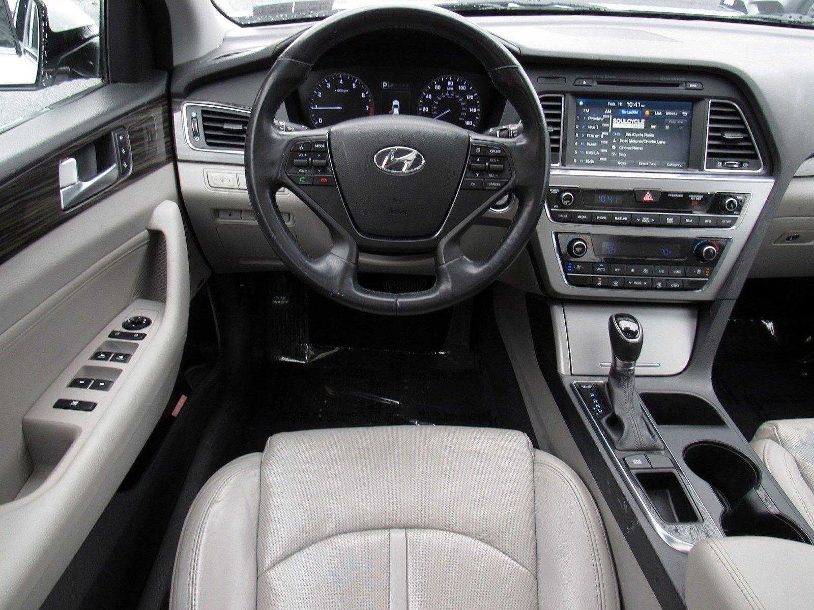 2015 Hyundai Sonata 4dr Car
