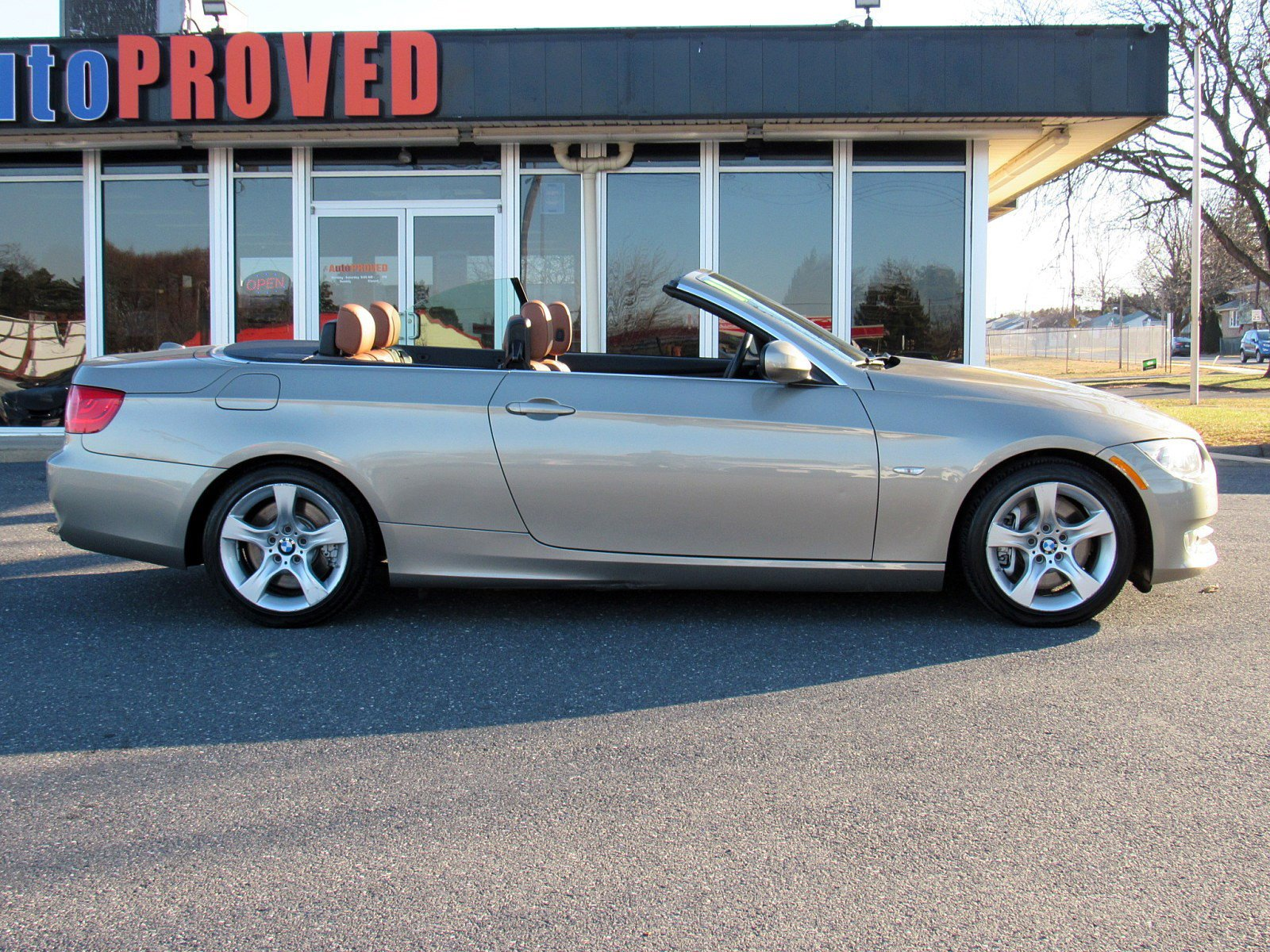 2011 BMW 3 Series Convertible