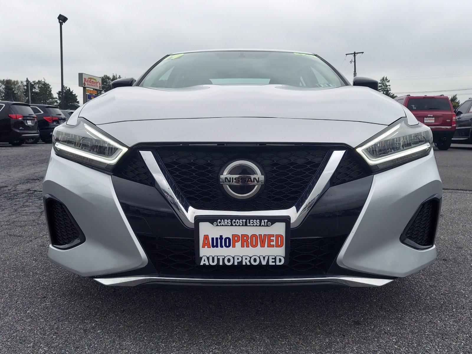 2019 Nissan Maxima 4dr Car