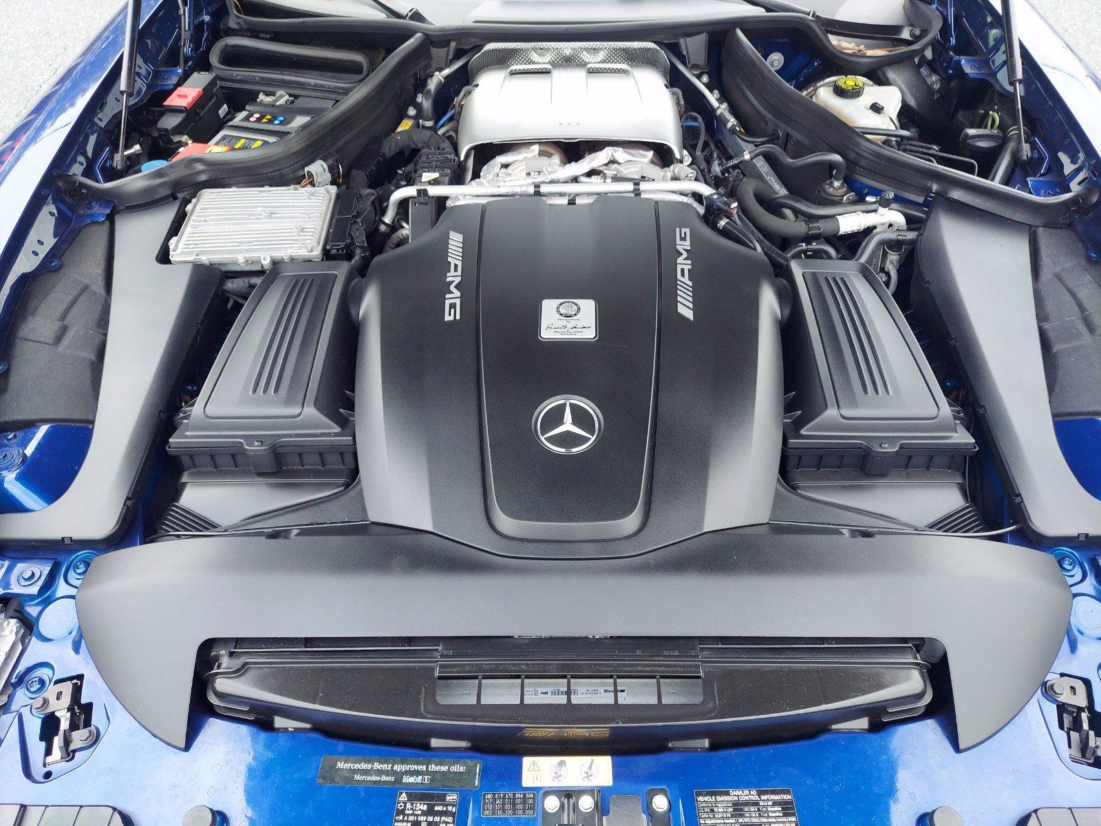 2016 Mercedes-Benz AMG GT 2dr Car