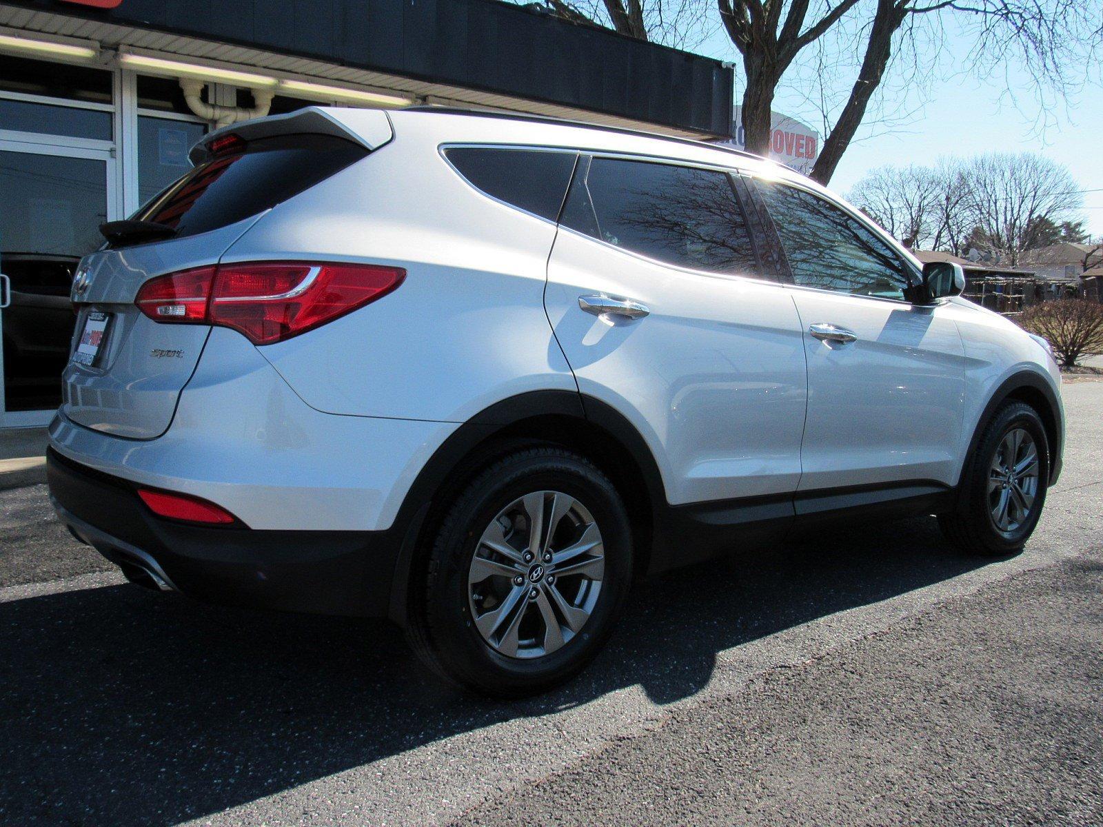 2014 Hyundai Santa Fe Sport Sport Utility