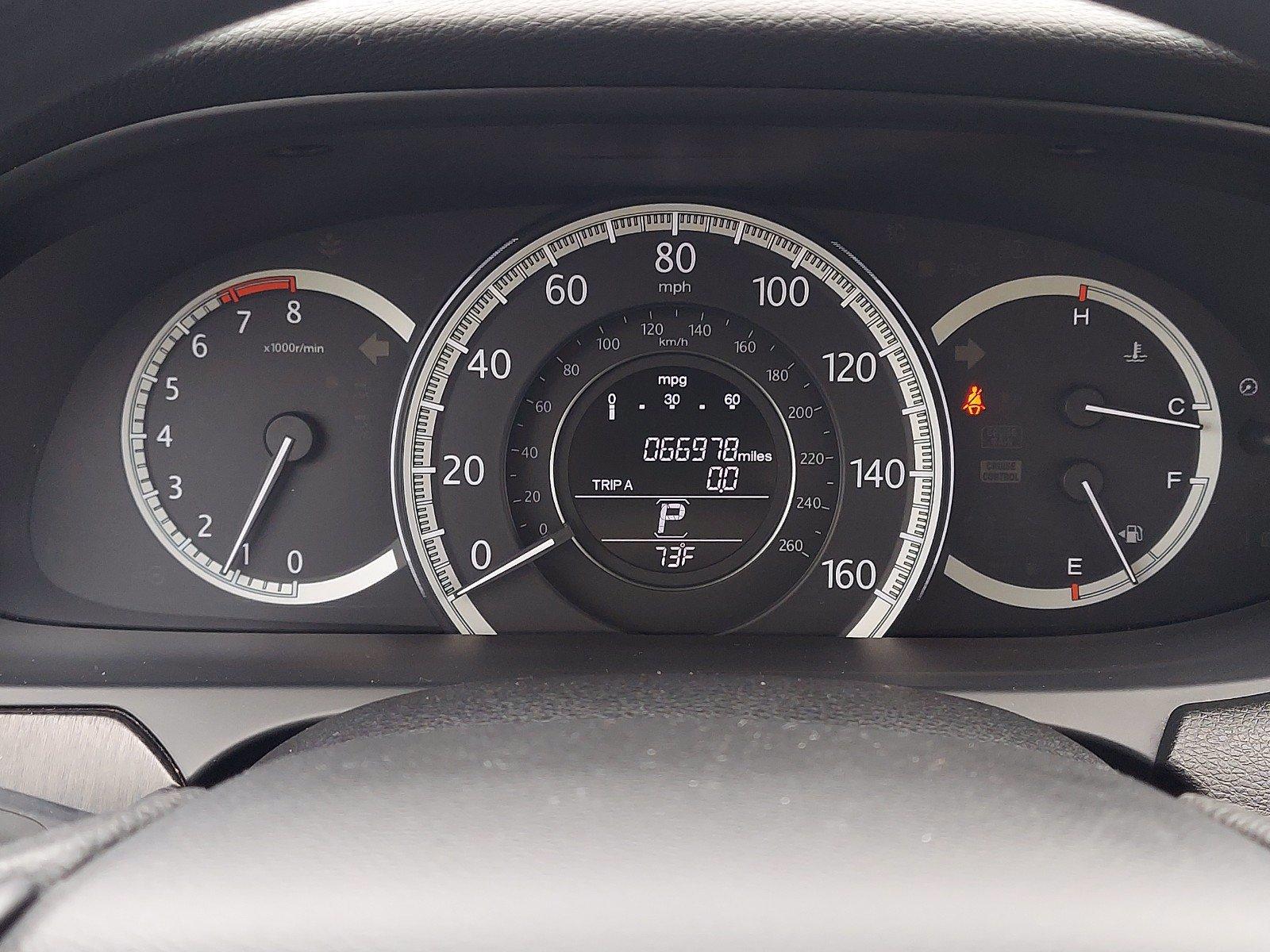 2014 Honda Accord Sedan 4dr Car