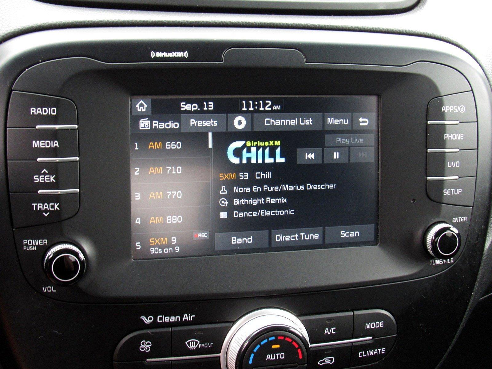 2018 Kia Soul Hatchback