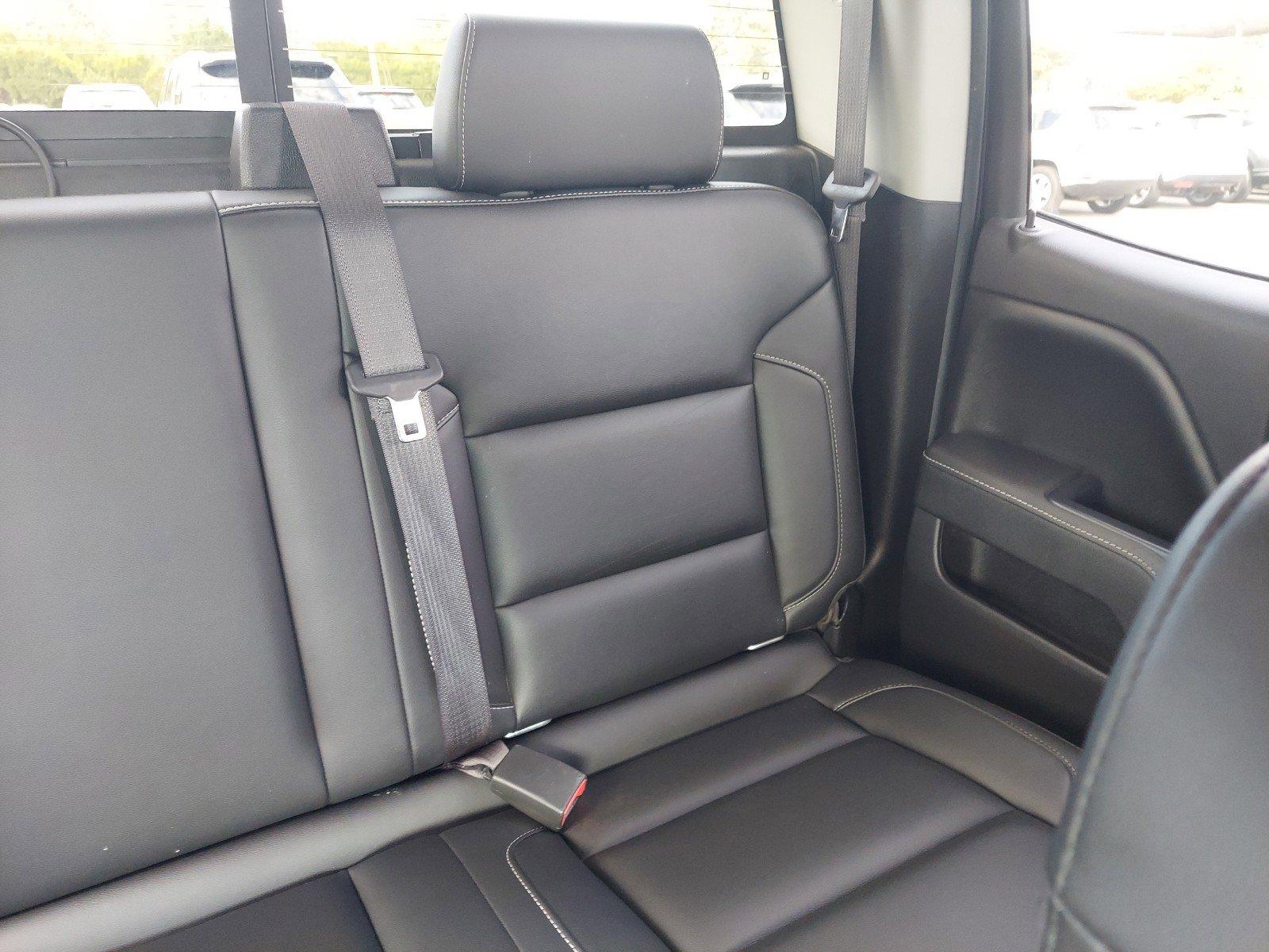 2016 Chevrolet Silverado 1500 Standard Bed