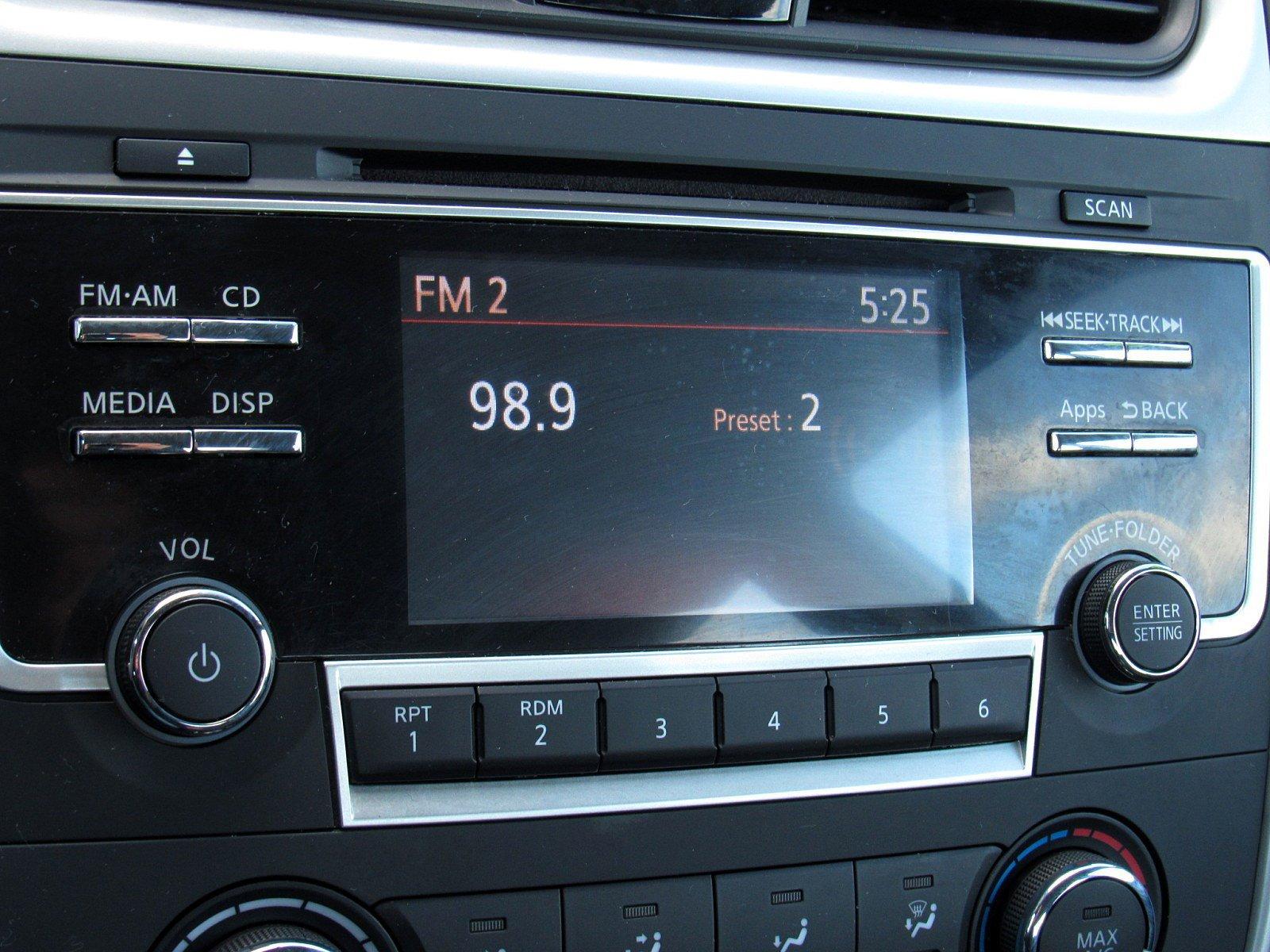 2016 Nissan Altima 4dr Car