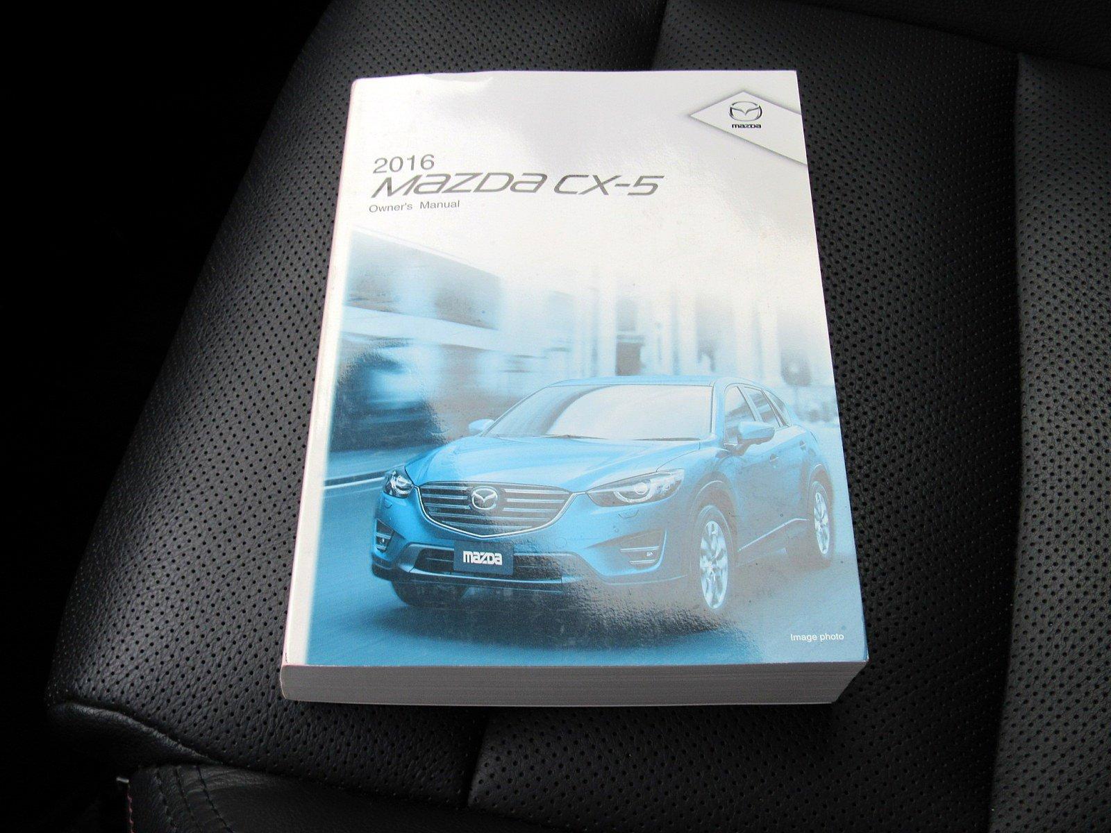 2016 Mazda CX-5 Sport Utility