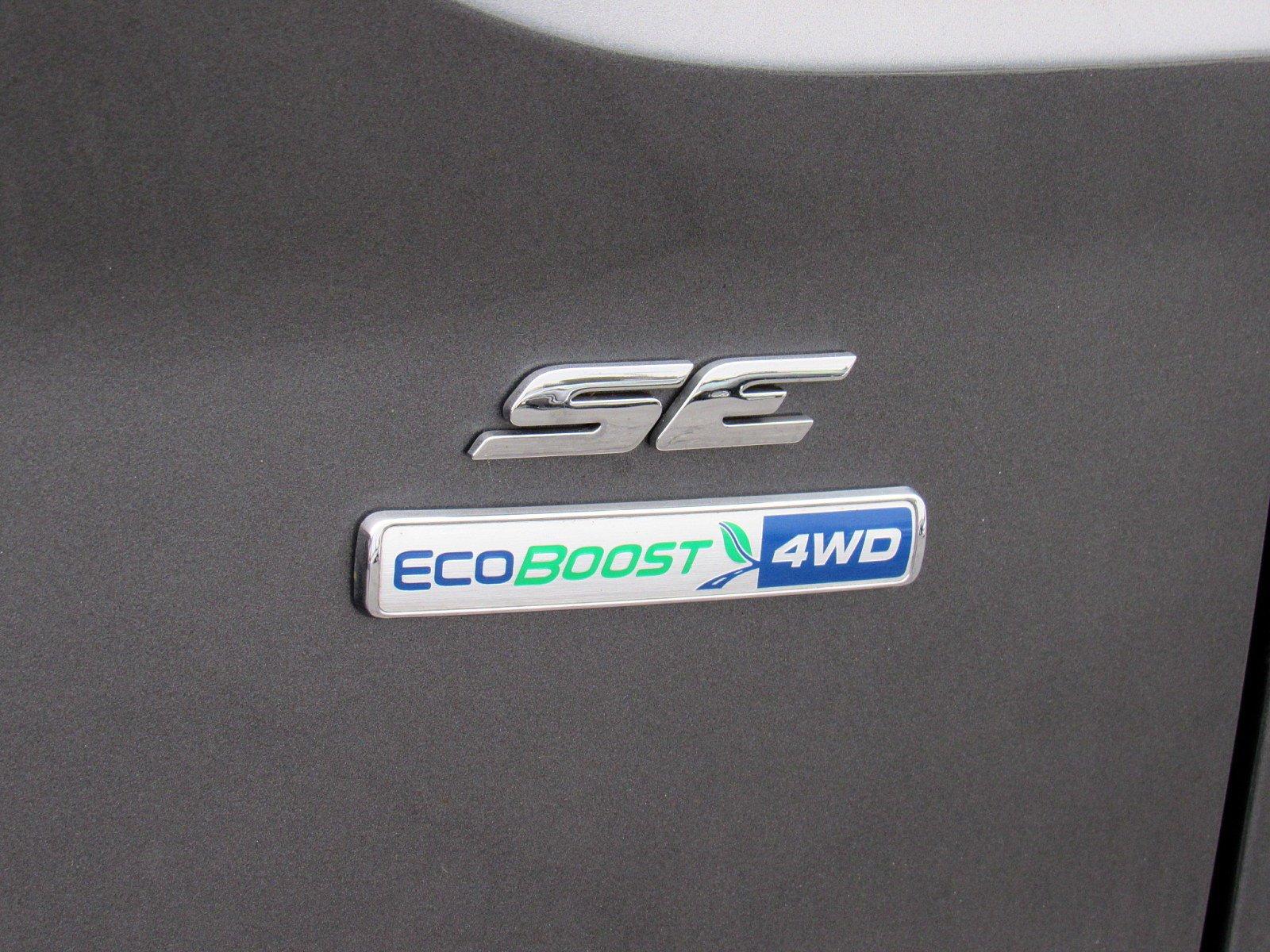 2015 Ford Escape Wagon 4 Dr.