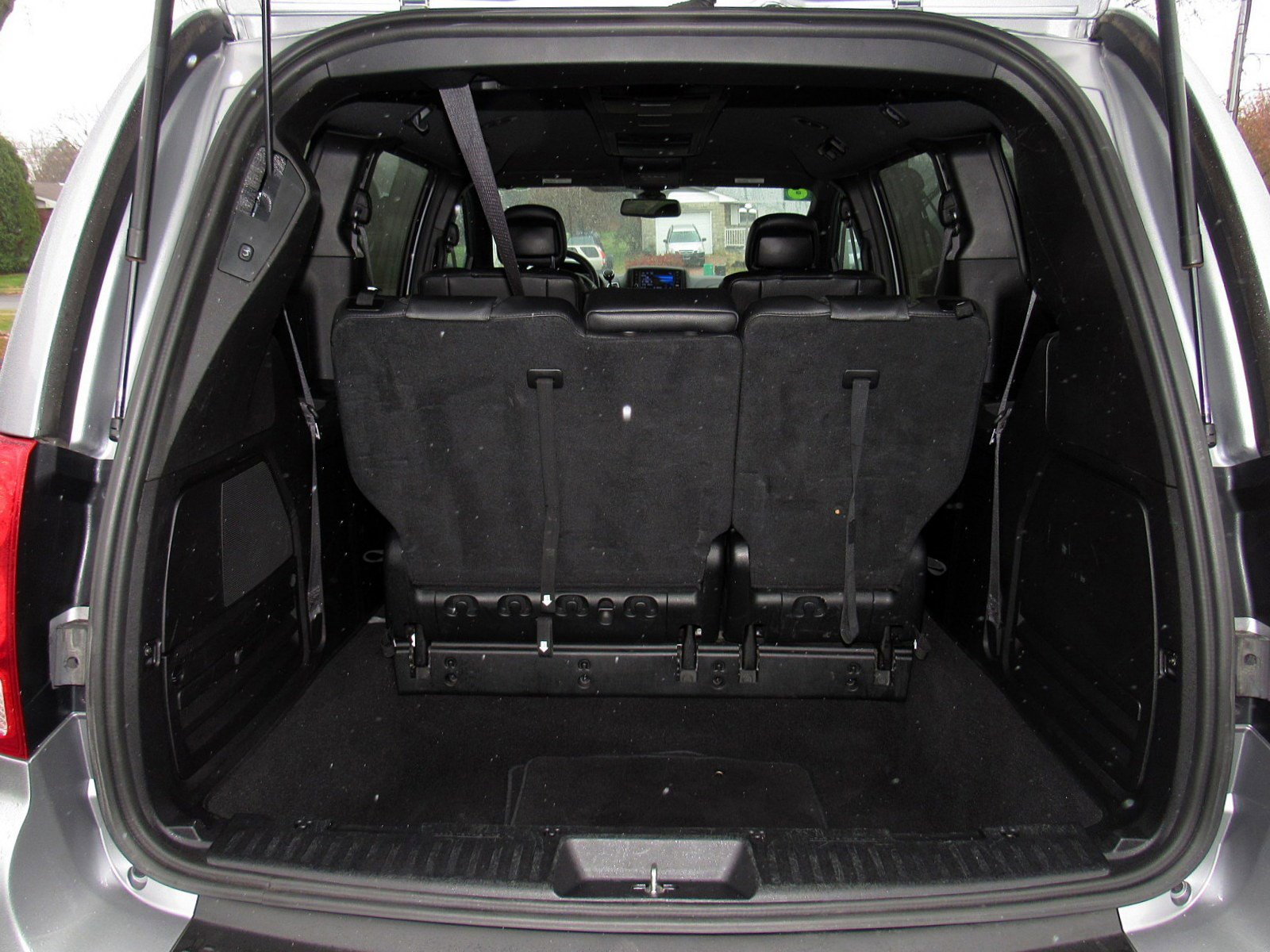 2018 Dodge Grand Caravan Mini-van, Passenger