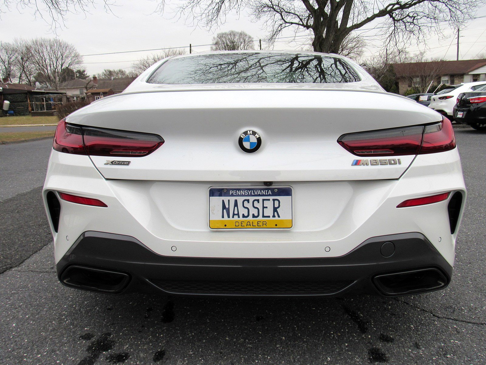2019 BMW 8 Series 2dr Car