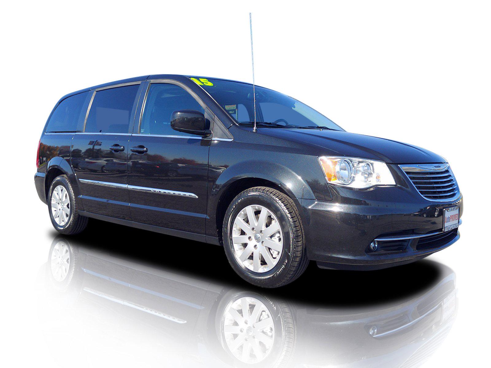 Chrysler Town & Country Van