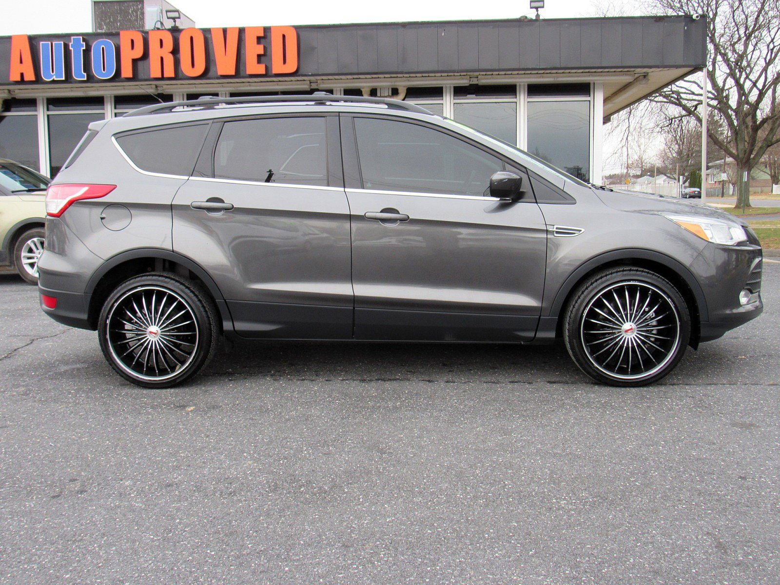2015 Ford Escape Wagon 4 Dr.