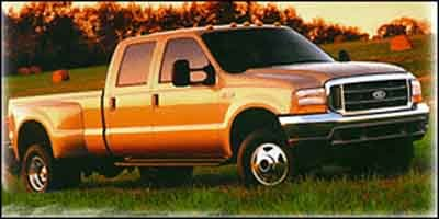 2001 Ford Super Duty F-350 DRW Long Bed