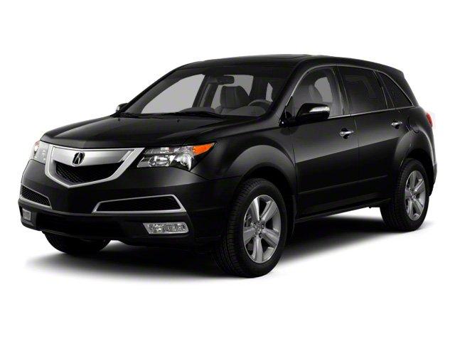 2012 Acura MDX Sport Utility