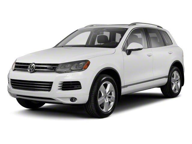 2012 Volkswagen Touareg Sport Utility