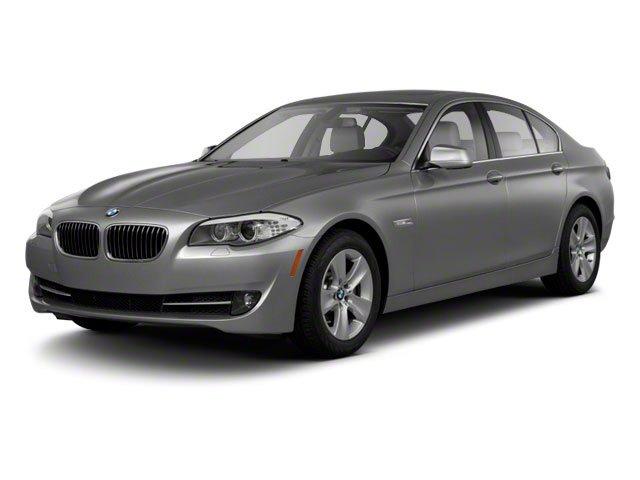 2013 BMW 5 Series 4dr Car