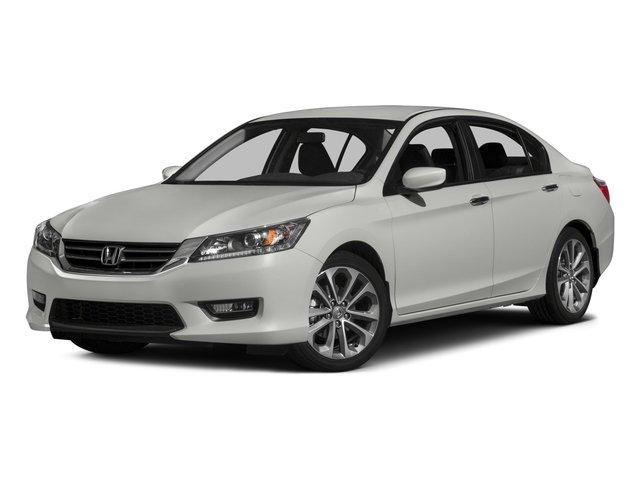 2015 Honda Accord Sedan 4dr Car