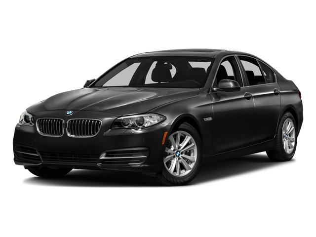 2016 BMW 5 Series 4dr Car