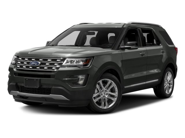 2016 Ford Explorer Wagon 4 Dr.