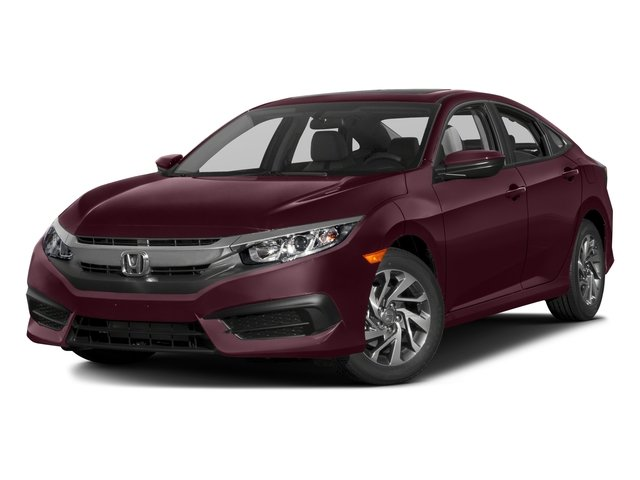 2016 Honda Civic Sedan 4dr Car