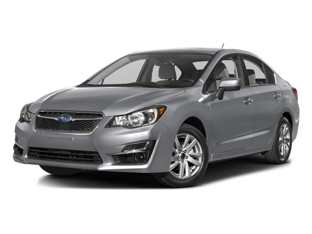 2016 Subaru Impreza Sedan 4dr Car
