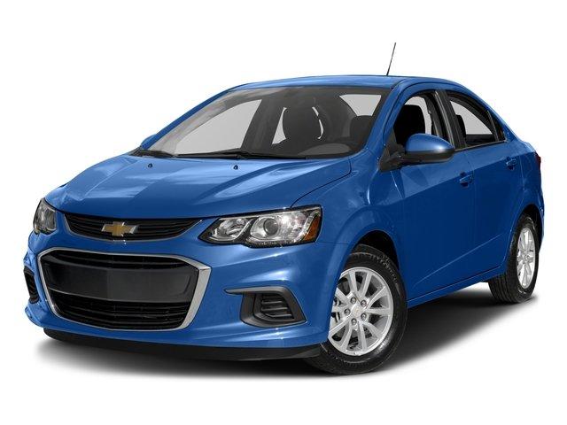 2017 Chevrolet Sonic 4dr Car