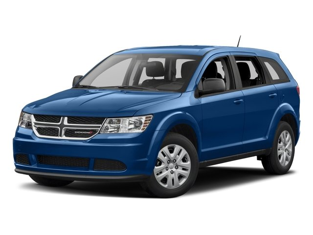 2018 Dodge Journey Wagon 4 Dr.