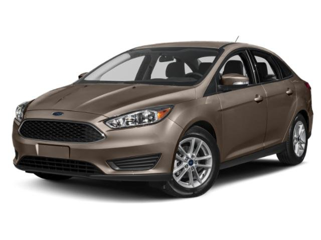 2018 Ford Focus 4dr Car