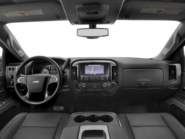 2016 Chevrolet Silverado 2500HD Standard Bed