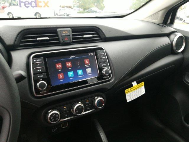 2020 Nissan Versa Sedan 4dr Car