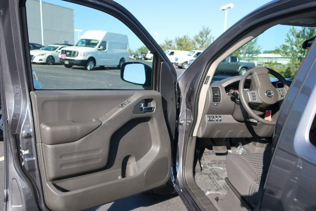 2019 Nissan Frontier Long Bed