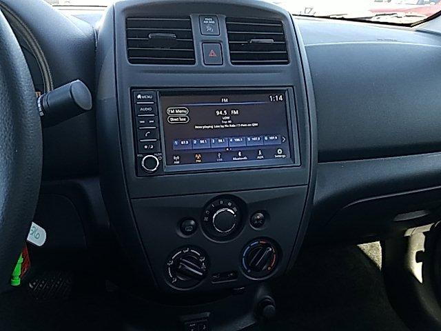 2019 Nissan Versa Sedan 4dr Car