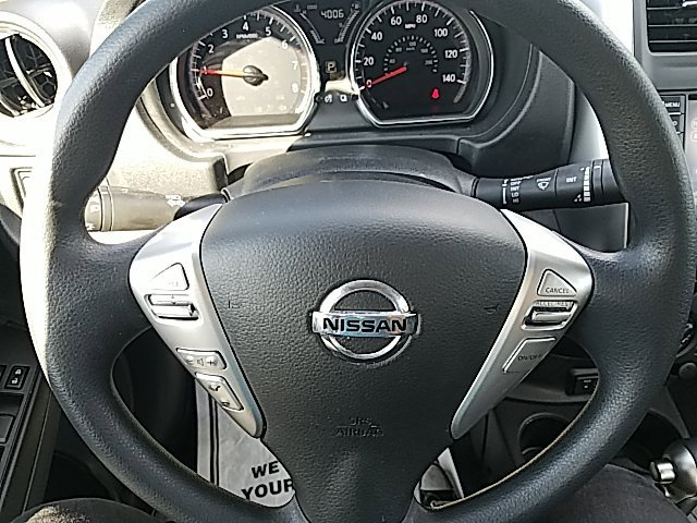 2019 Nissan Versa Sedan 4dr Car