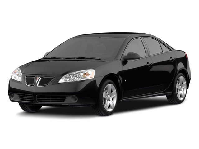 2010 Pontiac G6 4dr Car