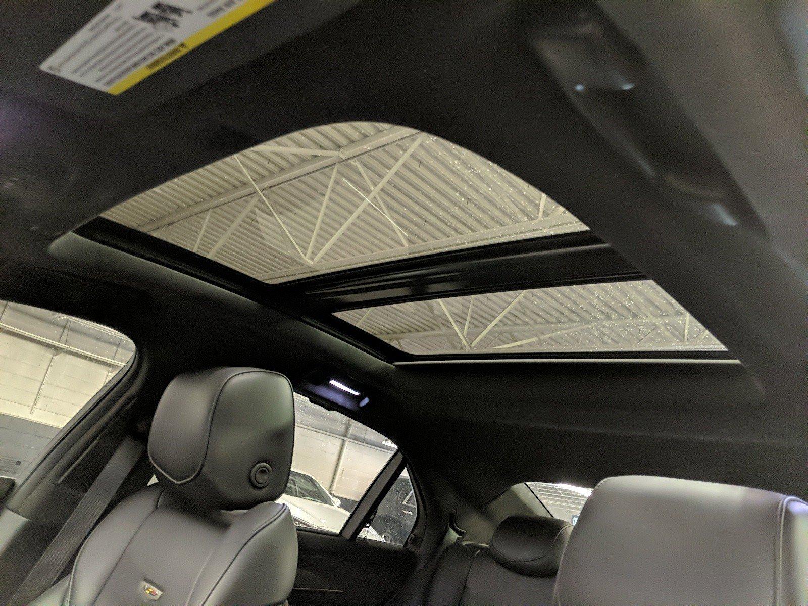 2018 Cadillac CTS-V Sedan 4dr Car