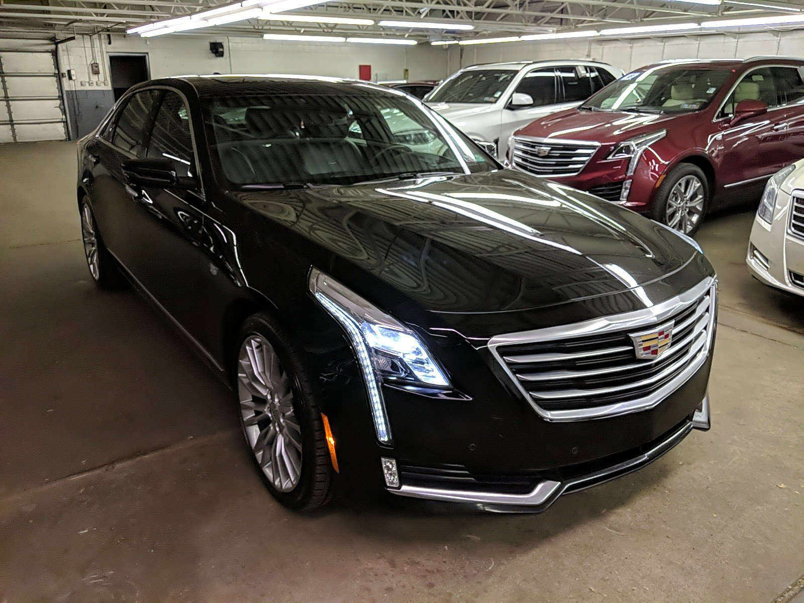 2016 Cadillac CT6 4dr Car