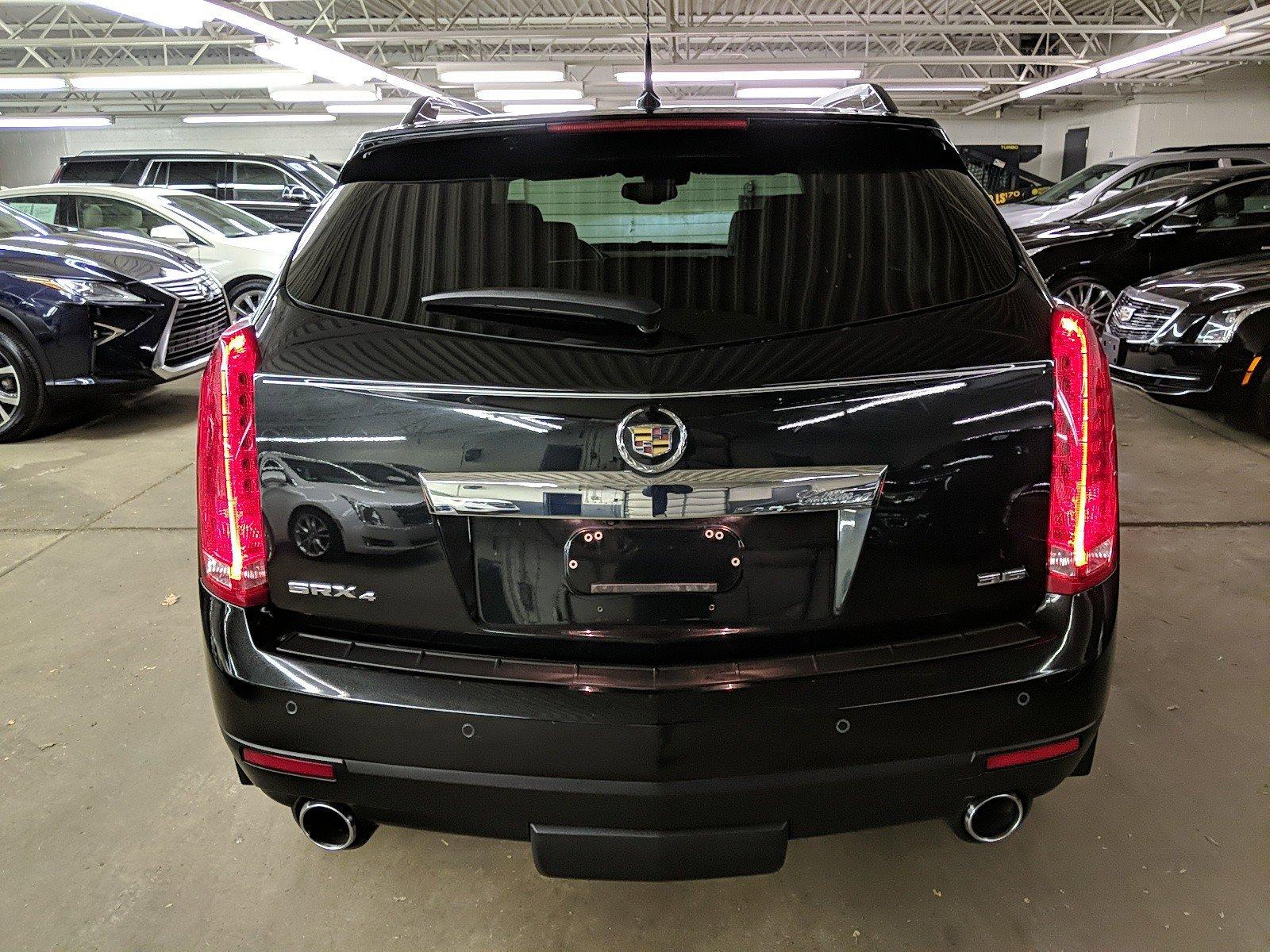 2014 Cadillac SRX Sport Utility