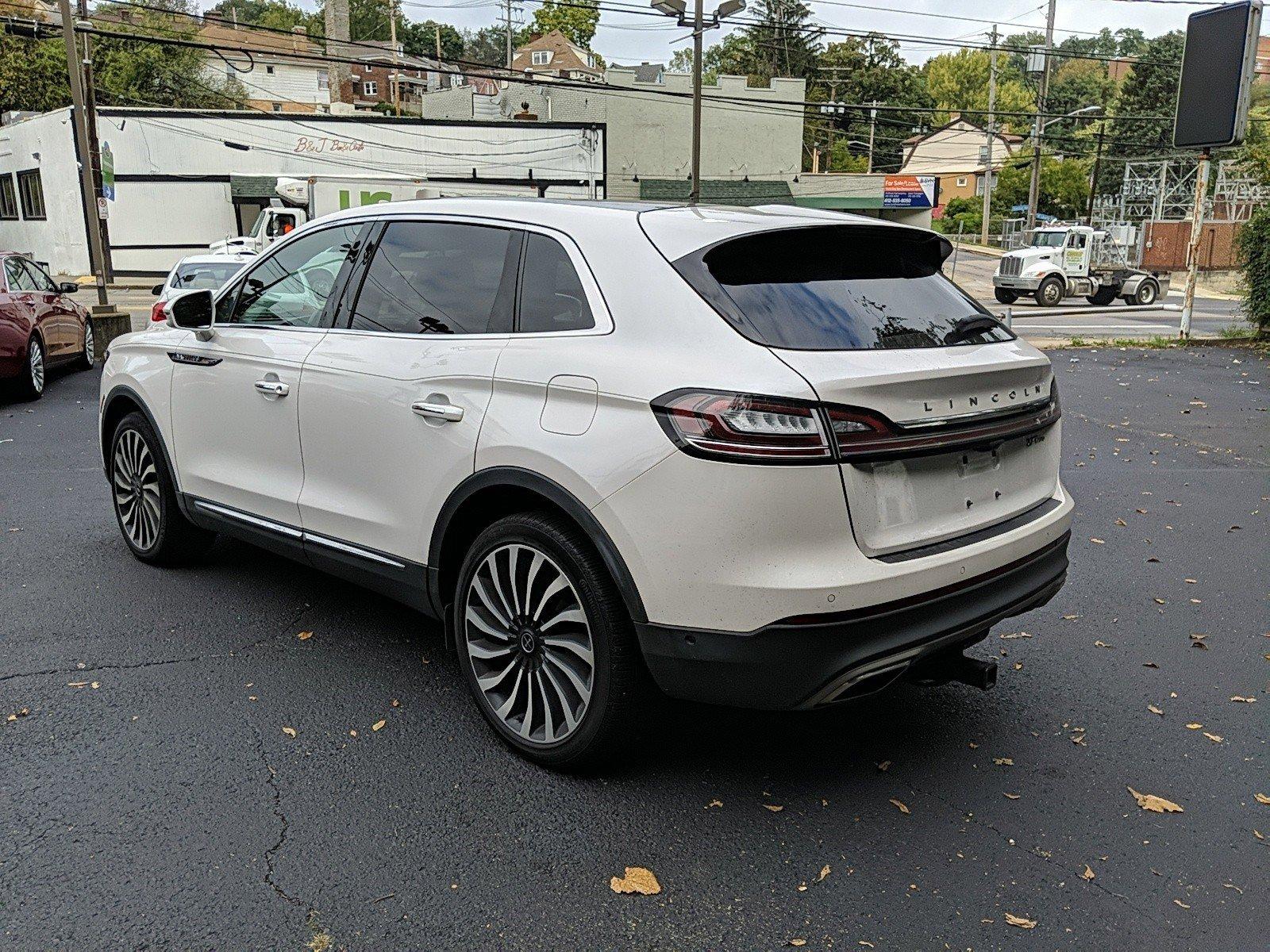 2019 Lincoln Nautilus Sport Utility